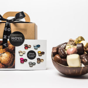 NOYA Giftbox 3 Coconut Bowls