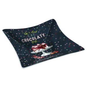 Hot Chocolate – Schaal (vierkant)