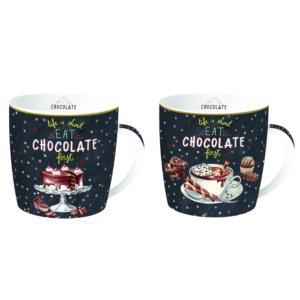 Hot Chocolate – Doos met 2 mokken